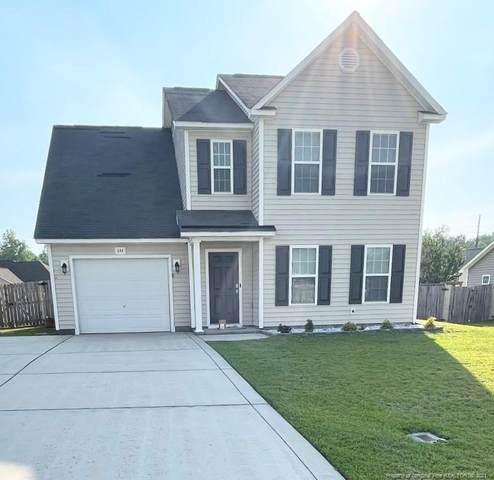 586 Broad Drive, Raeford, NC 28376 (MLS #659802) :: The Signature Group Realty Team