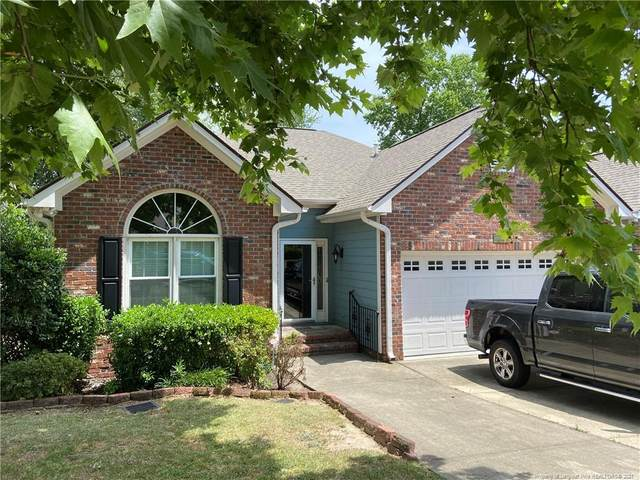 1527 Dixon Drive, Fayetteville, NC 28305 (MLS #659807) :: Freedom & Family Realty