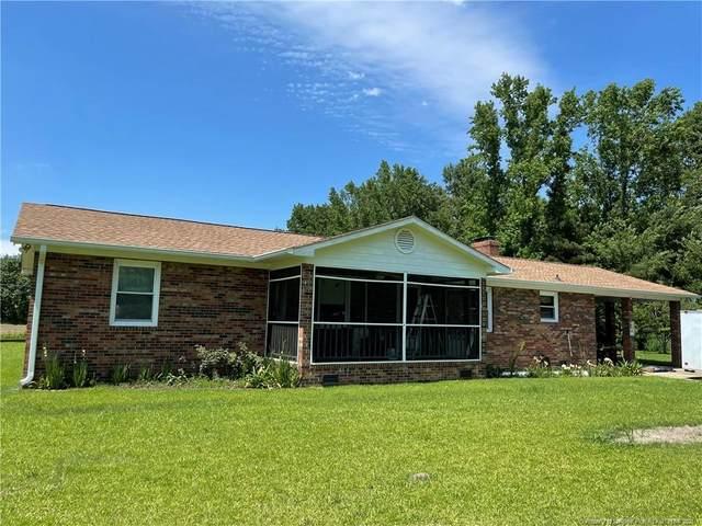 531 Tilman Cox Road, Lumberton, NC 28358 (MLS #659821) :: Freedom & Family Realty