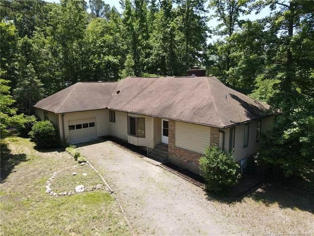 541 Perth Drive, Sanford, NC 27332 (MLS #659822) :: Towering Pines Real Estate