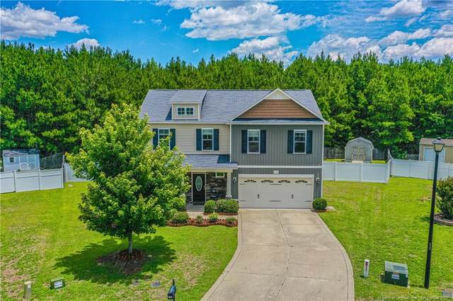 173 Eclipse Court, Raeford, NC 28376 (MLS #659824) :: The Signature Group Realty Team