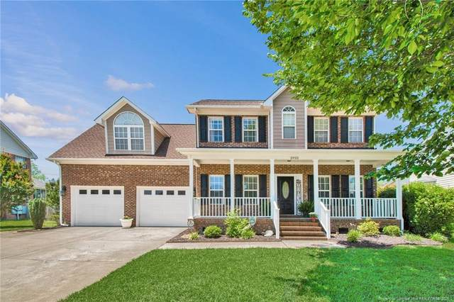 2922 Lambrusco Place, Fayetteville, NC 28306 (MLS #659825) :: The Signature Group Realty Team