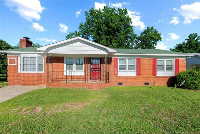 292 Bonanza Drive, Fayetteville, NC 28303 (MLS #659826) :: Freedom & Family Realty
