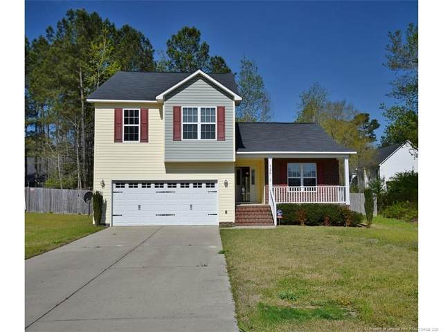 128 Rocktree Court, Raeford, NC 28376 (MLS #659837) :: Freedom & Family Realty