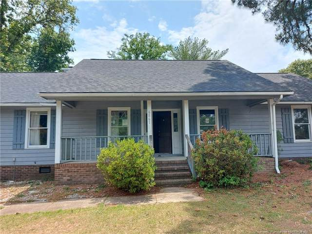 6861 Brasswood Drive, Fayetteville, NC 28314 (MLS #659838) :: EXIT Realty Preferred