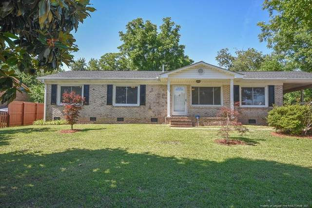 6506 Cissna Drive, Fayetteville, NC 28303 (MLS #659842) :: Freedom & Family Realty