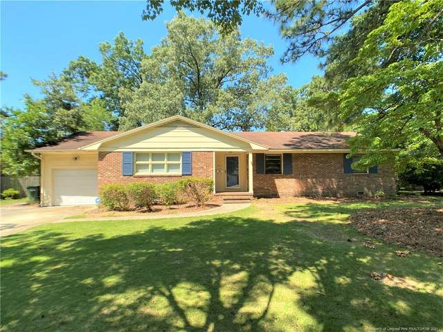 322 Whitney Drive, Fayetteville, NC 28314 (MLS #659843) :: EXIT Realty Preferred