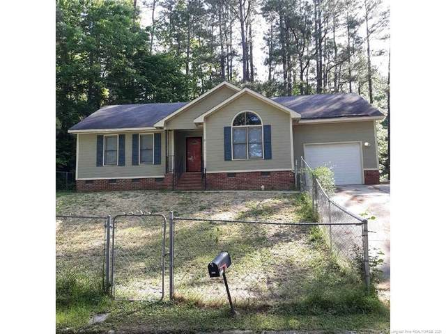 3300 Florida Drive, Fayetteville, NC 28301 (MLS #659845) :: Freedom & Family Realty