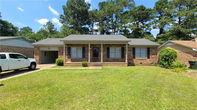 6750 Seaford Drive, Fayetteville, NC 28314 (MLS #659850) :: EXIT Realty Preferred