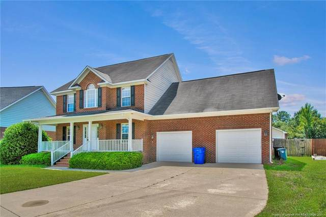 3519 Standard Drive, Fayetteville, NC 28306 (MLS #659851) :: The Signature Group Realty Team