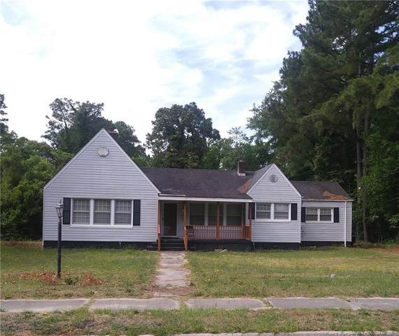 219 W 2nd Avenue, Red Springs, NC 28377 (MLS #659859) :: Freedom & Family Realty