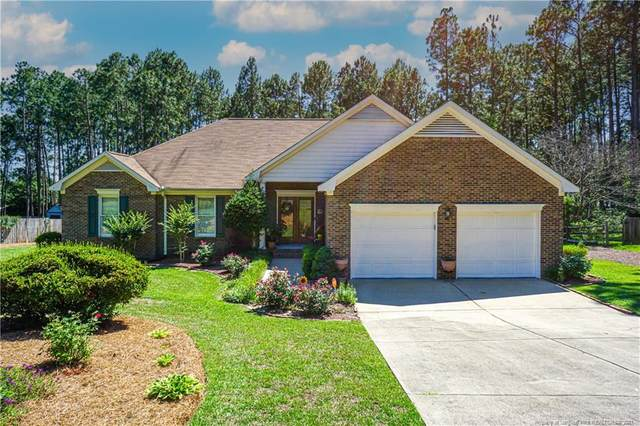 7651 Firethorn Drive, Fayetteville, NC 28311 (MLS #659863) :: EXIT Realty Preferred