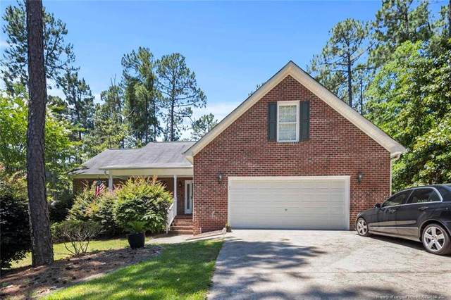 84 Lakeforest Trail, Sanford, NC 27332 (MLS #659864) :: The Signature Group Realty Team