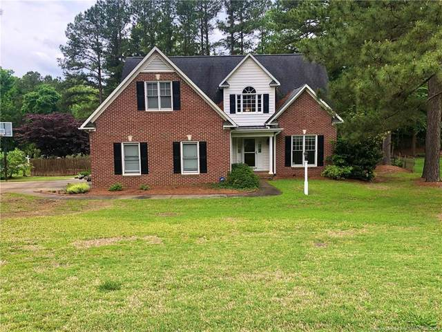 2101 Brownstone Road, Sanford, NC 27330 (MLS #659867) :: The Signature Group Realty Team