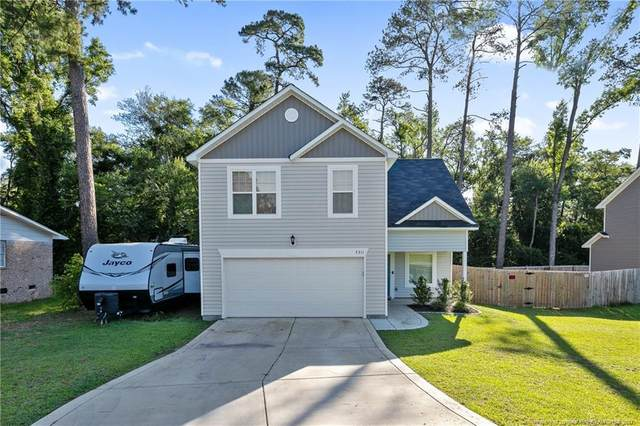 7311 Hyannis Drive, Fayetteville, NC 28304 (MLS #659869) :: The Signature Group Realty Team