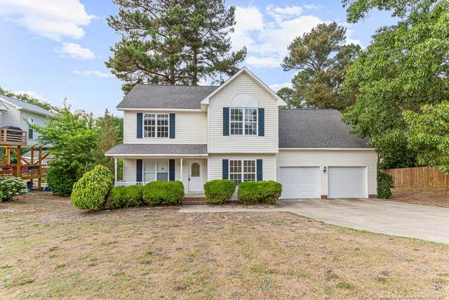 75 Cresthaven Drive, Sanford, NC 27332 (MLS #659870) :: Freedom & Family Realty