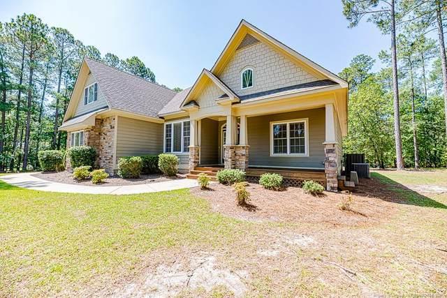 2970 Carolina Way, Sanford, NC 27332 (MLS #659873) :: Freedom & Family Realty