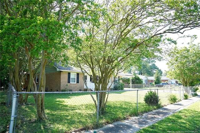 5503 Mesa Drive, Fayetteville, NC 28303 (MLS #659875) :: Towering Pines Real Estate