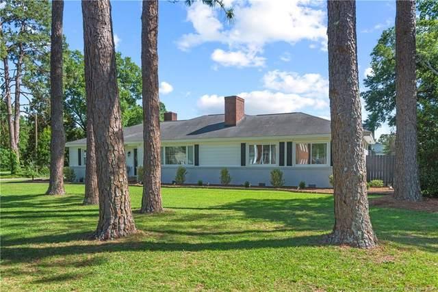 220 David Parnell Street, Parkton, NC 28371 (MLS #659880) :: EXIT Realty Preferred