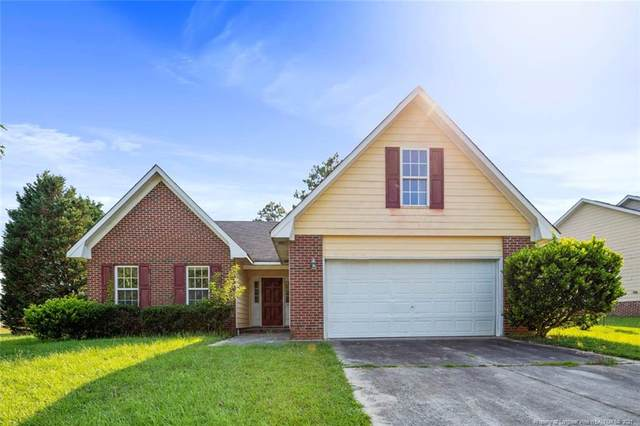 135 Belle Chase Drive, Raeford, NC 28376 (MLS #659881) :: The Signature Group Realty Team