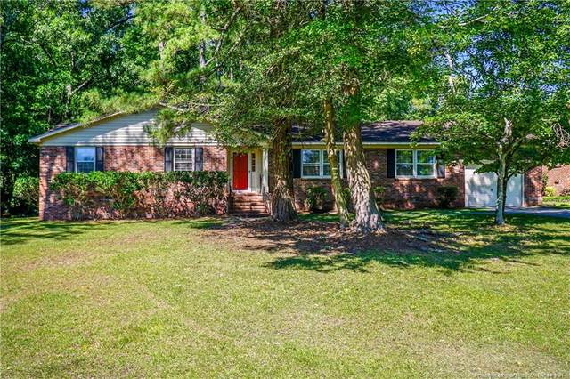 5765 Dobson Drive, Fayetteville, NC 28311 (MLS #659889) :: The Signature Group Realty Team