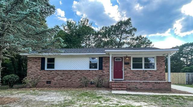 1922 Paladin Street, Fayetteville, NC 28304 (MLS #659896) :: The Signature Group Realty Team