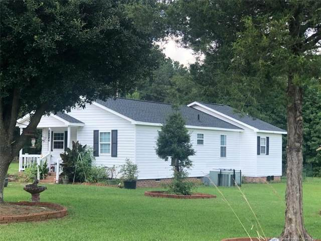 114 SW Doodlebug Drive, Pembroke, NC 28372 (MLS #659914) :: Freedom & Family Realty