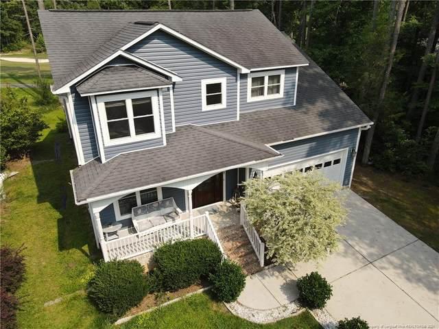 1613 Stonegate, Sanford, NC 27332 (MLS #659924) :: Towering Pines Real Estate