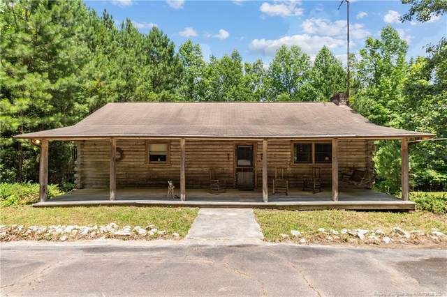 1364 Hicks Road, Broadway, NC 27505 (MLS #659953) :: The Signature Group Realty Team