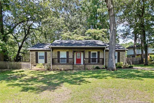230 Haverhill Drive, Fayetteville, NC 28314 (MLS #659975) :: Towering Pines Real Estate
