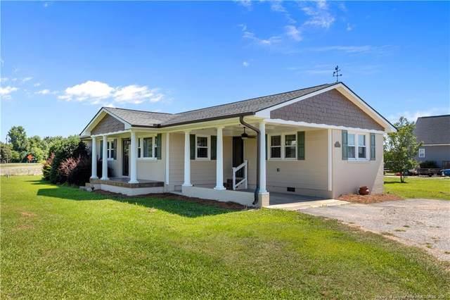 23 Carroll Byrd Lane, Dunn, NC 28334 (MLS #659996) :: EXIT Realty Preferred