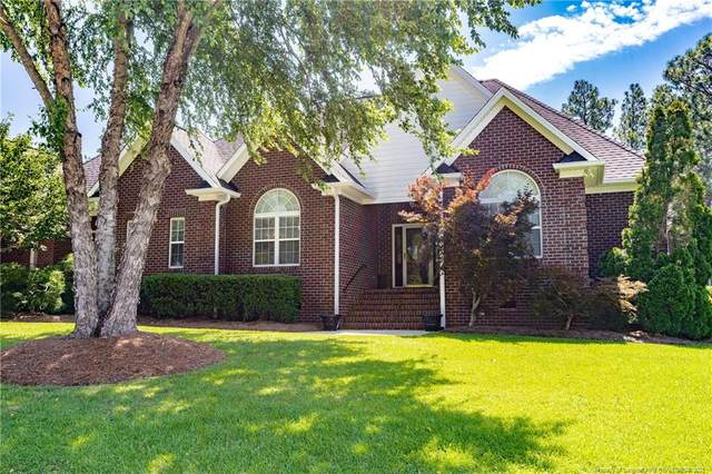 1709 Royal Gorge Road, Fayetteville, NC 28304 (MLS #660002) :: The Signature Group Realty Team