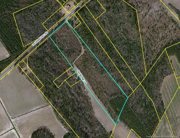 Laurinburg (Tract 1 & 2) Road, Raeford, NC 28376 (MLS #660011) :: Moving Forward Real Estate