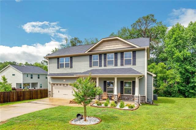 37 Golden Rod Circle, Spring Lake, NC 28390 (MLS #660013) :: The Signature Group Realty Team