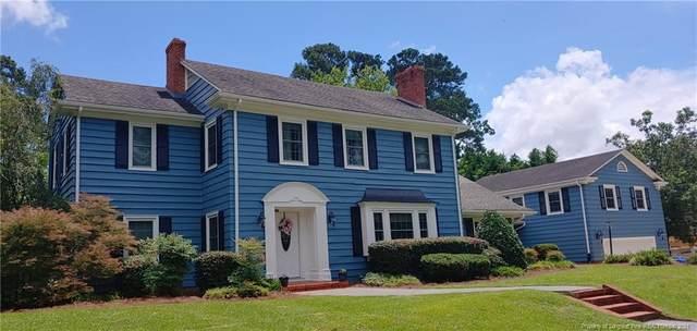 301 E Park Drive, Fayetteville, NC 28305 (MLS #660023) :: Moving Forward Real Estate