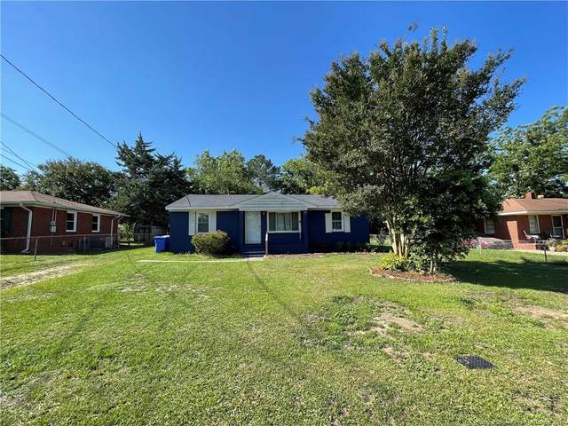 5127 Utile Road, Fayetteville, NC 28304 (MLS #660028) :: The Signature Group Realty Team