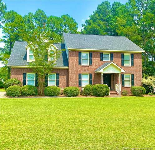 1907 Fair Forest Drive, Fayetteville, NC 28304 (MLS #660084) :: Towering Pines Real Estate