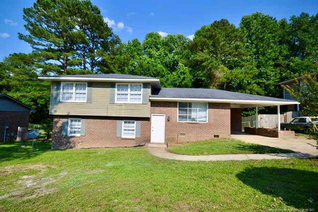 2063 Corrinna Street, Fayetteville, NC 28301 (MLS #660102) :: The Signature Group Realty Team