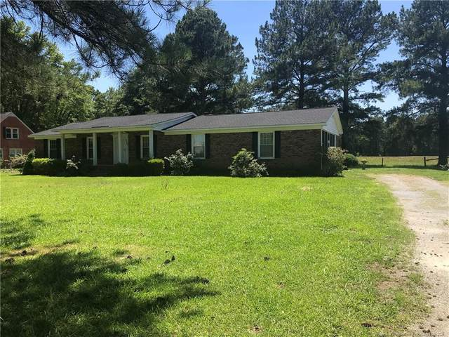 1684 Cedar Creek Road, Fayetteville, NC 28312 (MLS #660121) :: The Signature Group Realty Team