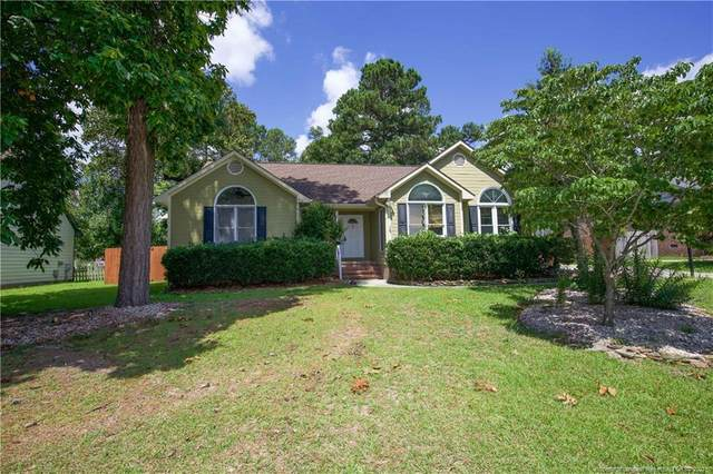 1286 Exeter Lane, Fayetteville, NC 28314 (MLS #661158) :: The Signature Group Realty Team