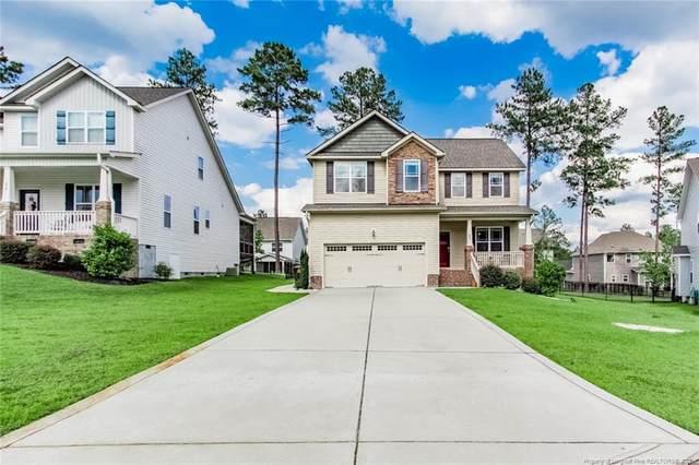 65 Tanawha Court, Spring Lake, NC 28390 (MLS #661199) :: Moving Forward Real Estate