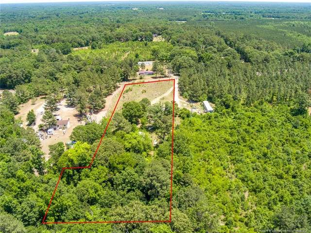4868 Gray's Creek Church Road, Hope Mills, NC 28348 (MLS #661228) :: Moving Forward Real Estate