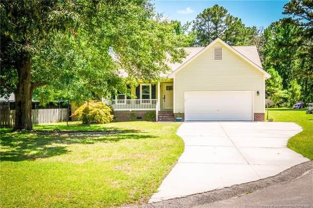 6233 Hedingham Drive, Hope Mills, NC 28348 (MLS #661235) :: EXIT Realty Preferred