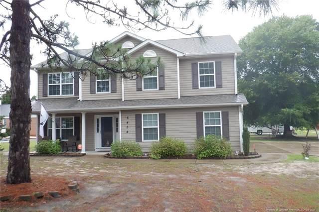 5454 Muscat Road, Hope Mills, NC 28348 (MLS #661239) :: Moving Forward Real Estate