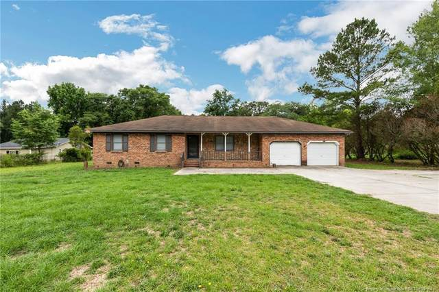 7769 Stoney Point Road, Fayetteville, NC 28306 (MLS #661286) :: Towering Pines Real Estate