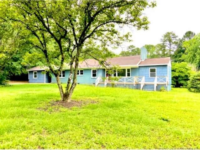 2872 Nc 24-27 Highway, Cameron, NC 28326 (MLS #661291) :: Moving Forward Real Estate