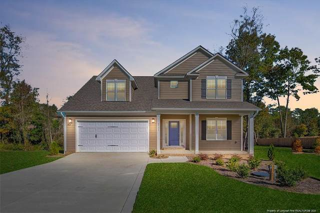 2721 Creekdew Court, Fayetteville, NC 28306 (MLS #661302) :: Towering Pines Real Estate