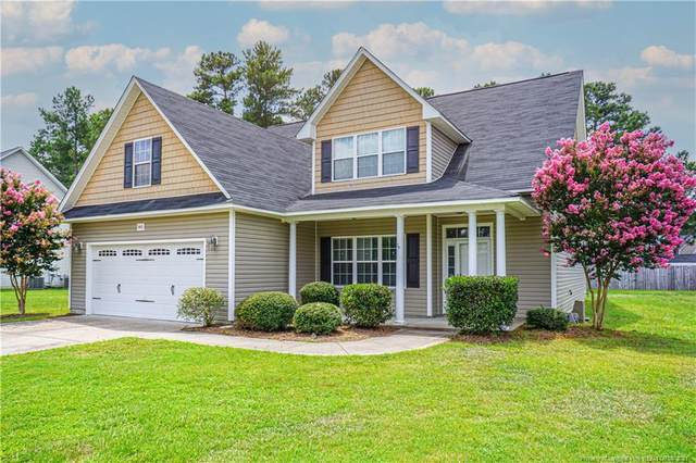3912 Stretton Avenue, Fayetteville, NC 28306 (MLS #661320) :: Towering Pines Real Estate