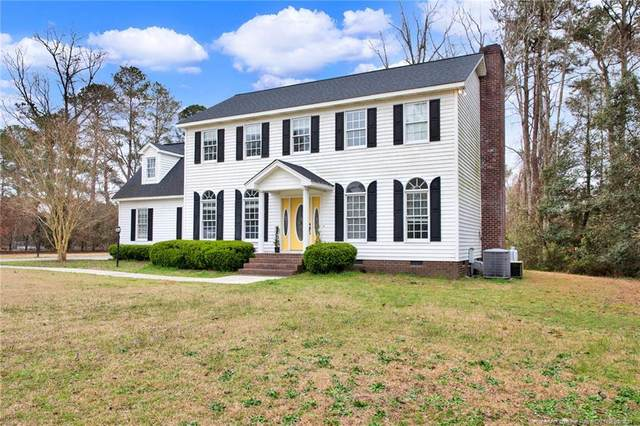 12081 Oak Croft Trail, Laurinburg, NC 28352 (MLS #661369) :: EXIT Realty Preferred