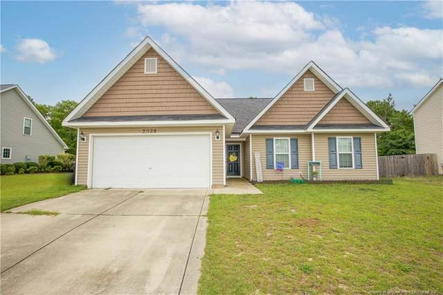 2028 Sir Michael Drive, Hope Mills, NC 28348 (MLS #661382) :: The Signature Group Realty Team